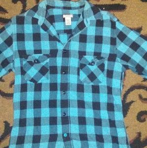 Arizona Checkered Flannel Long Sleeve